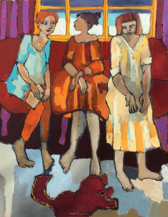 Journées du patrimoine 2018 - Exposition de peinture