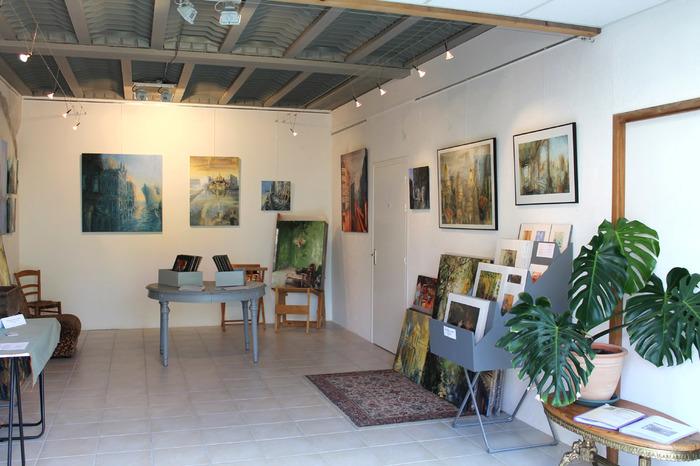 Journées du patrimoine 2018 - Exposition et ouverture d'ateliers.