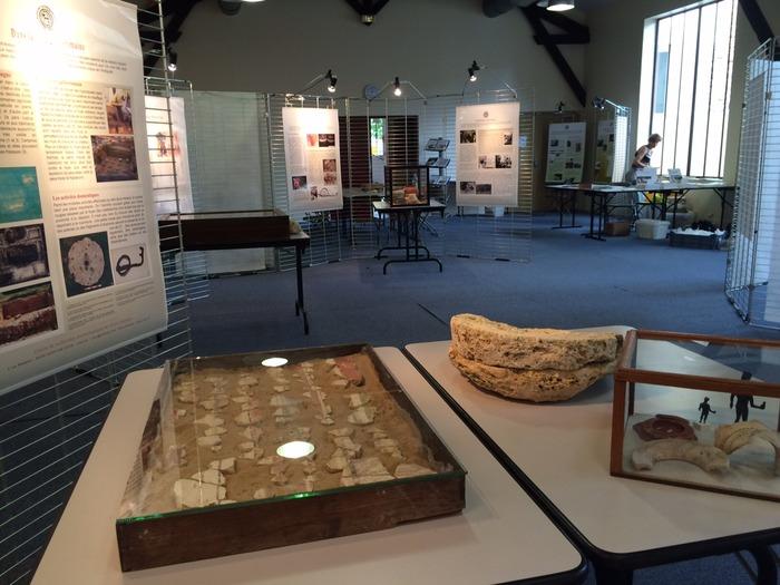 Journées du patrimoine 2018 - Exposition-panneaux