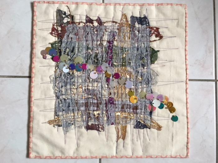 Journées du patrimoine 2018 - Exposition patchwork