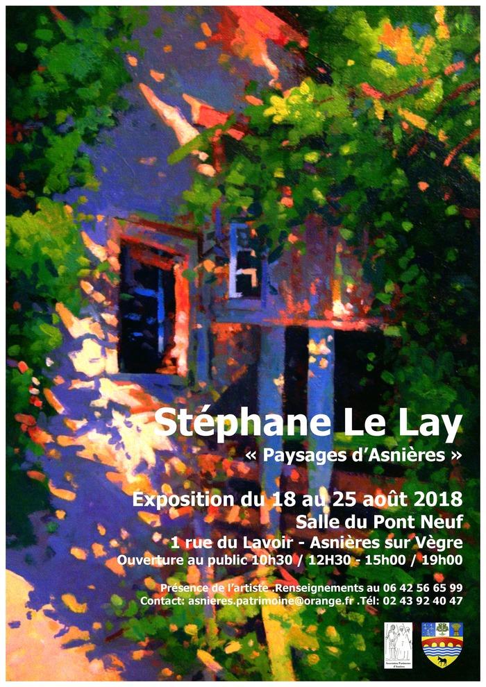 Journées du patrimoine 2018 - exposition peintures