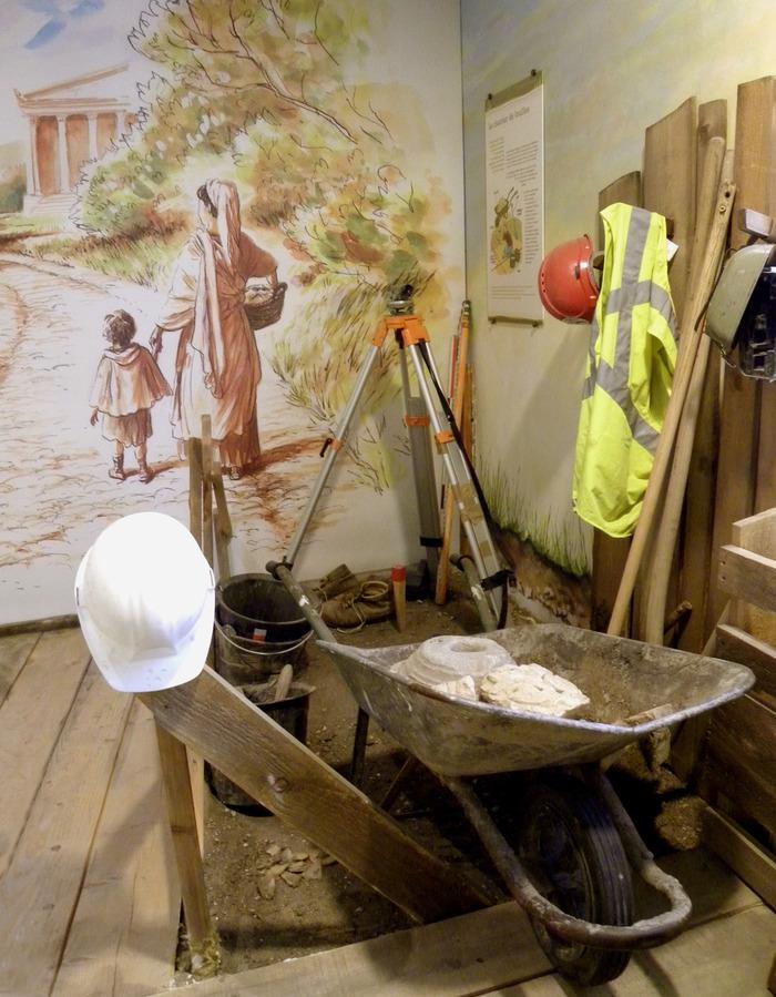 Crédits image : Musée archéologique d'Izernore