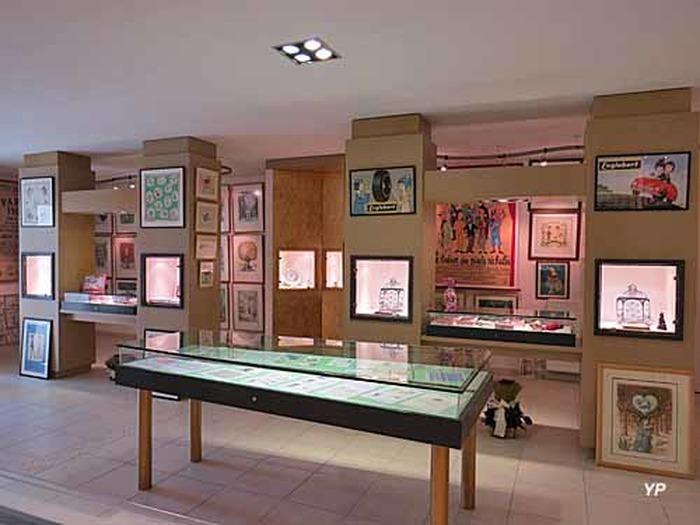 Journées du patrimoine 2018 - Exposition Peynet.