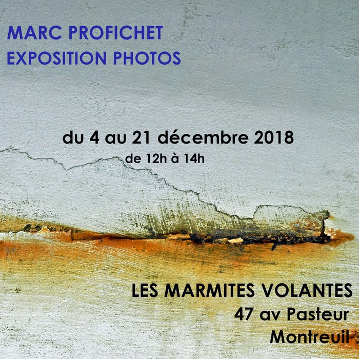 exposition photographies marc profichet