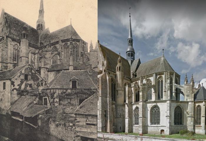 Journées du patrimoine 2018 - Exposition photographique : Nogent d'hier et d'aujourd'hui