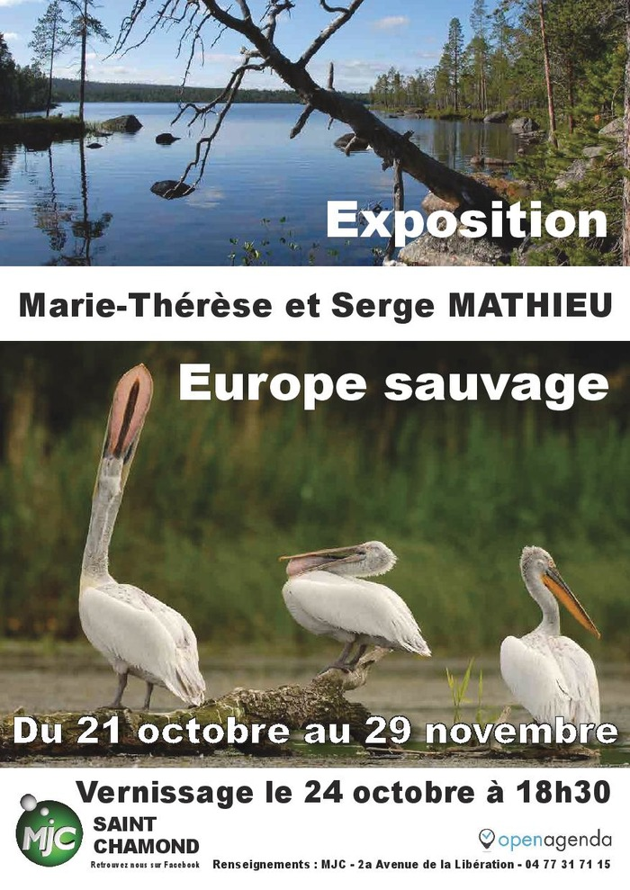 Exposition Photos : Europe sauvage