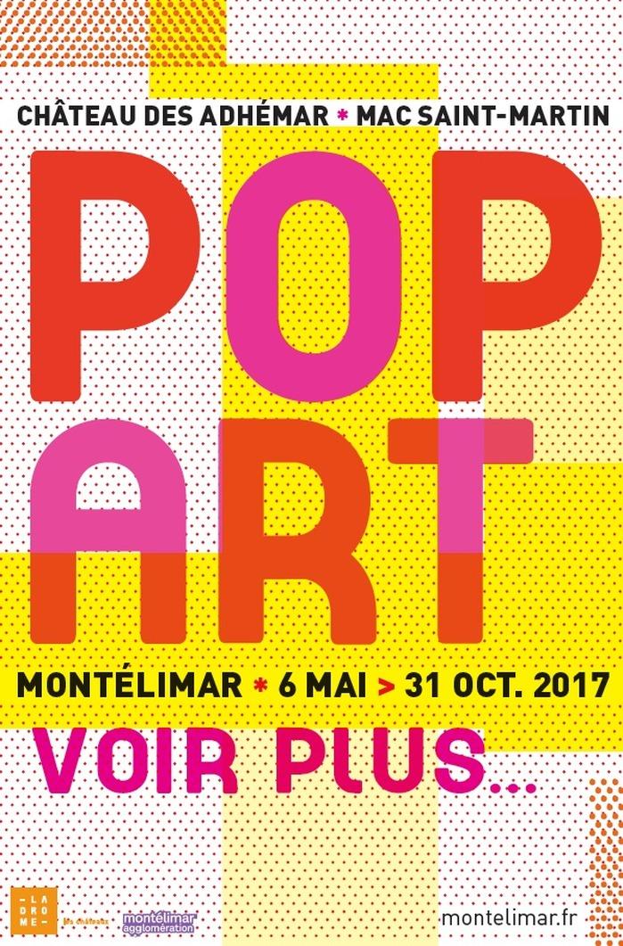 Journées du patrimoine 2017 - Exposition Pop Art Voir plus...