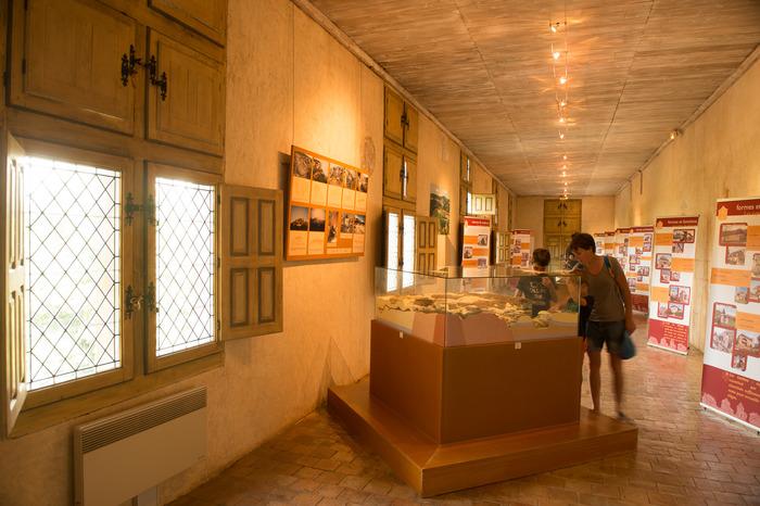 Journées du patrimoine 2018 - Carennac : Exposition  « Qu'est-ce que l'architecture rurale du Lot ? »