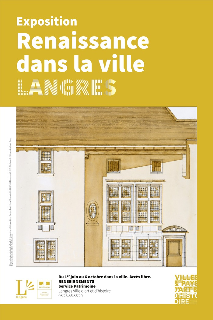 Exposition «Renaissance dans la ville»