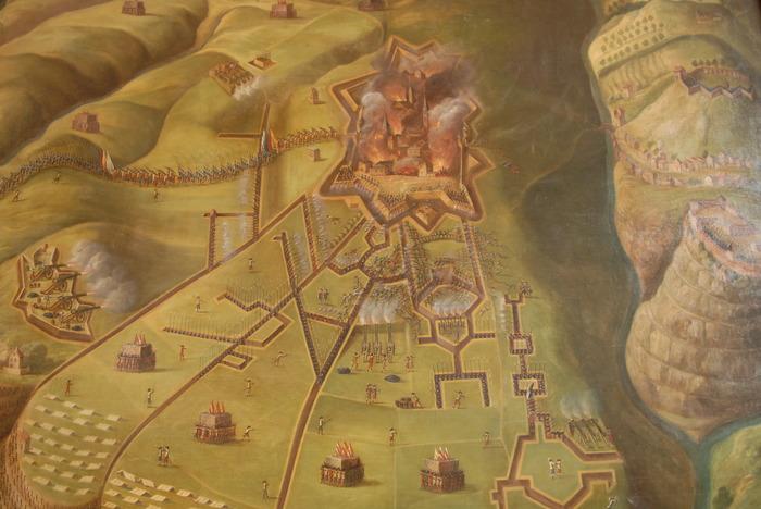 Journées du patrimoine 2017 - Retour en 1629, revivez le siège de Privas