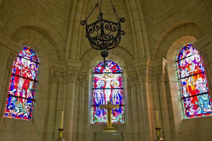 Journées du patrimoine 2018 - Exposition retraçant  l'évolution de l'église Saint-Maurice d'Agaune