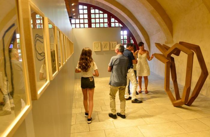 Journées du patrimoine 2018 - Exposition Robert Schad