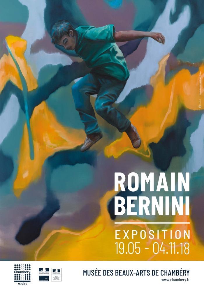 Journées du patrimoine 2018 - Exposition Romain Bernini.