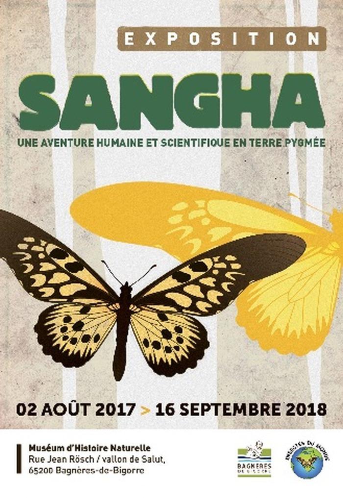 Journées du patrimoine 2017 - Exposition Sangha