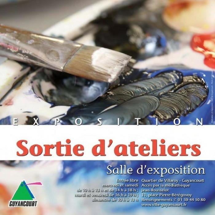 """Exposition """"Sortie d'Ateliers"""""""