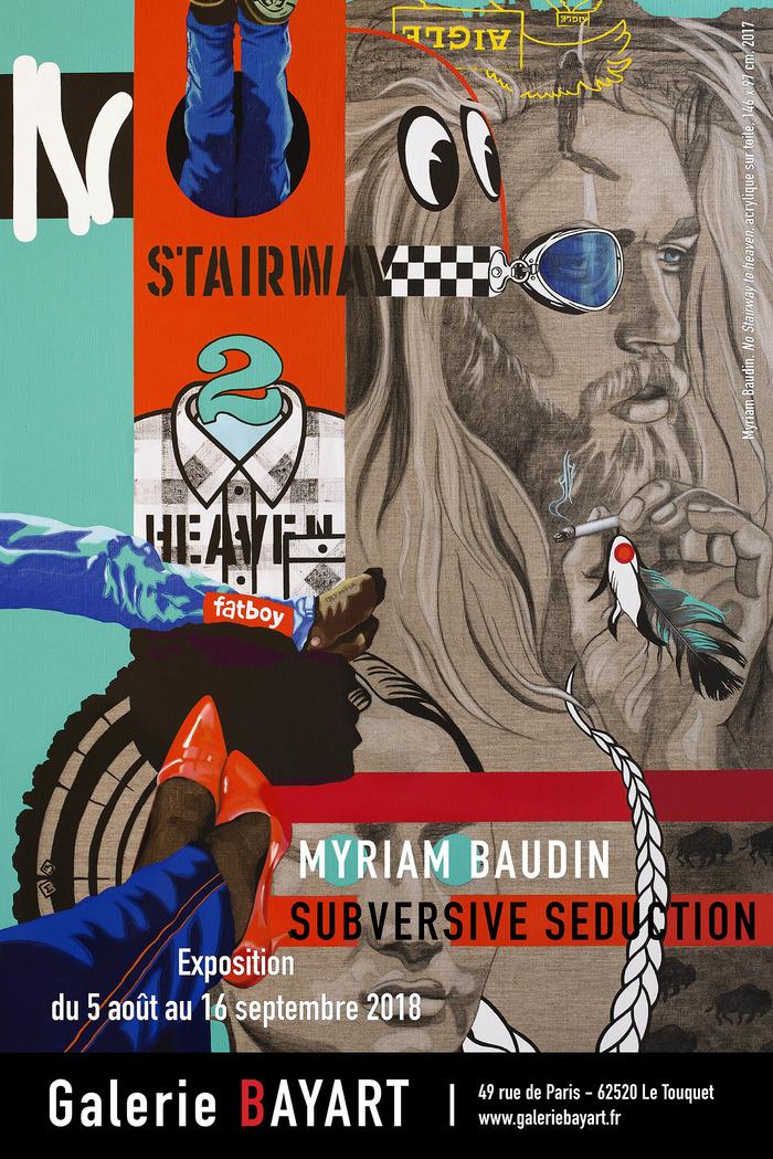 """Exposition """"Subversive Séduction"""""""