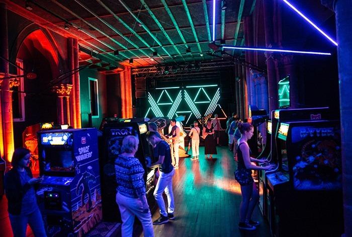 Journées du patrimoine 2018 - Exposition Summer of arcade