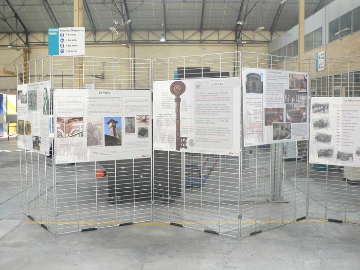 Journées du patrimoine 2018 - EXPOSITION SUR L'HISTOIRE DE L'ECOLE NATIONALE SUPERIEURE D'ARTS ET METIERS