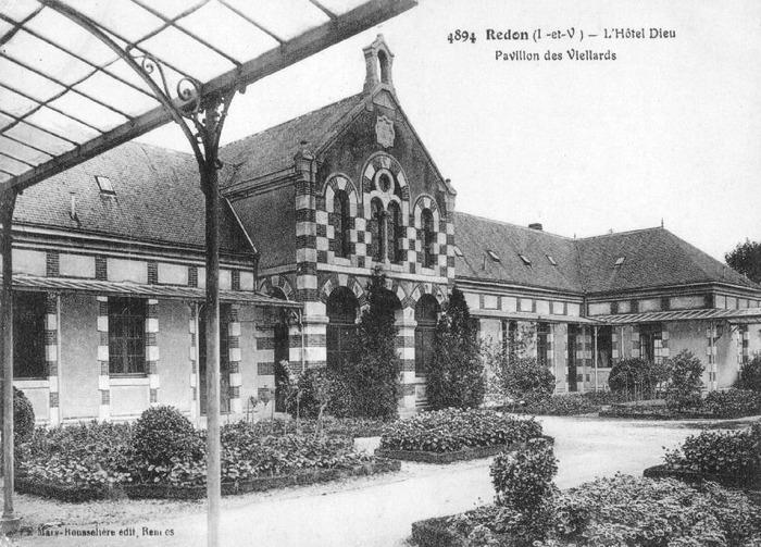 Journées du patrimoine 2018 - Exposition sur l'histoire de l'hôpital de Redon de 1438 à nos jours