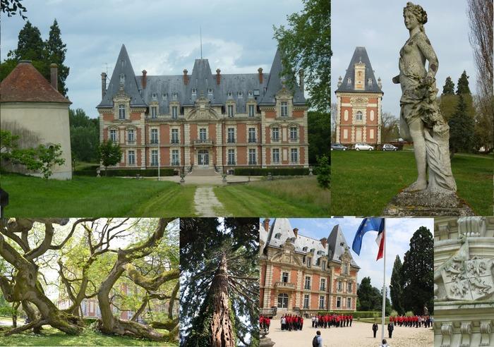 Journées du patrimoine 2018 - Exposition sur l'histoire du château de Montry