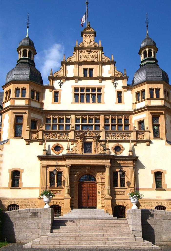 Journées du patrimoine 2018 - Exposition sur l'histoire du Palais du gouverneur