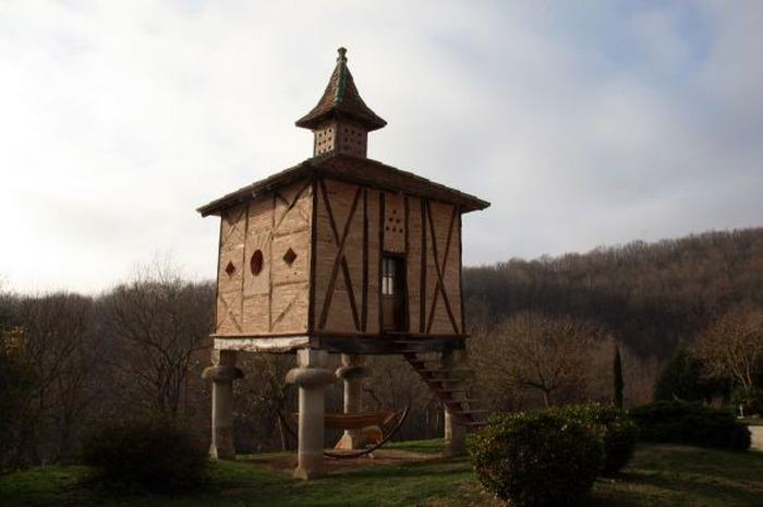 Journées du patrimoine 2018 - Exposition sur l'histoire et l'architecture des pigeonniers de notre région