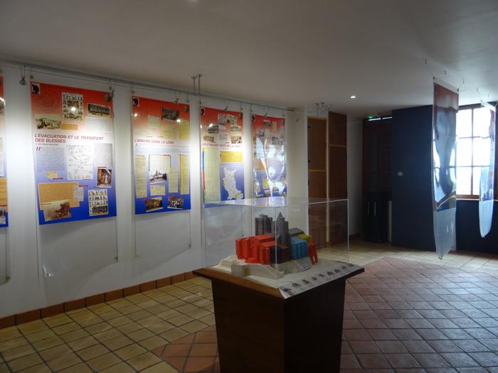 Journées du patrimoine 2018 - Exposition sur la Grande Guerre.