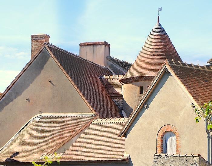 Journées du patrimoine 2018 - Exposition : la batellerie bourbonnaise au temps de l'Allier navigable.