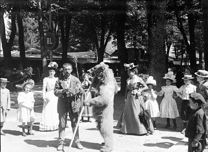 Journées du patrimoine 2018 - Exposition sur le métier de montreurs d'ours