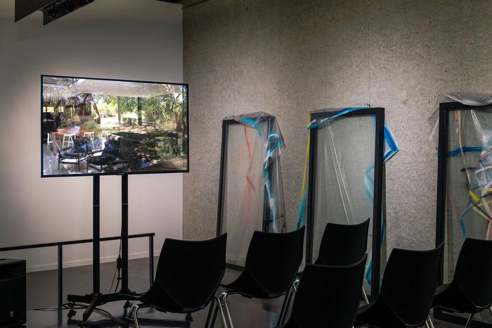 Journées du patrimoine 2018 - Exposition temporaire d'Antoine Donzeaud,