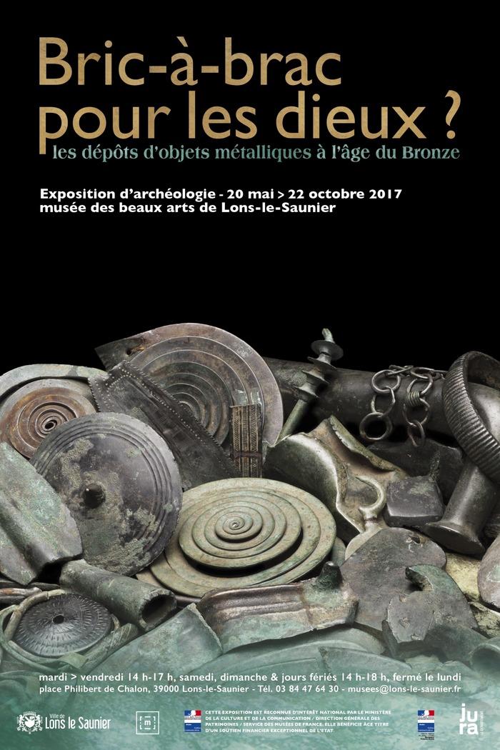 Crédits image : © Musées de Lons-le-Saunier/D. Vuillermoz