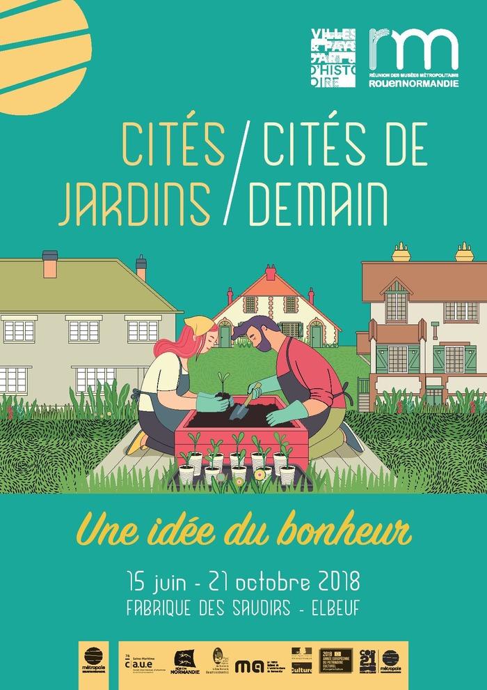 Journées du patrimoine 2018 - Exposition temporaire : cités-jardins, cités de demain