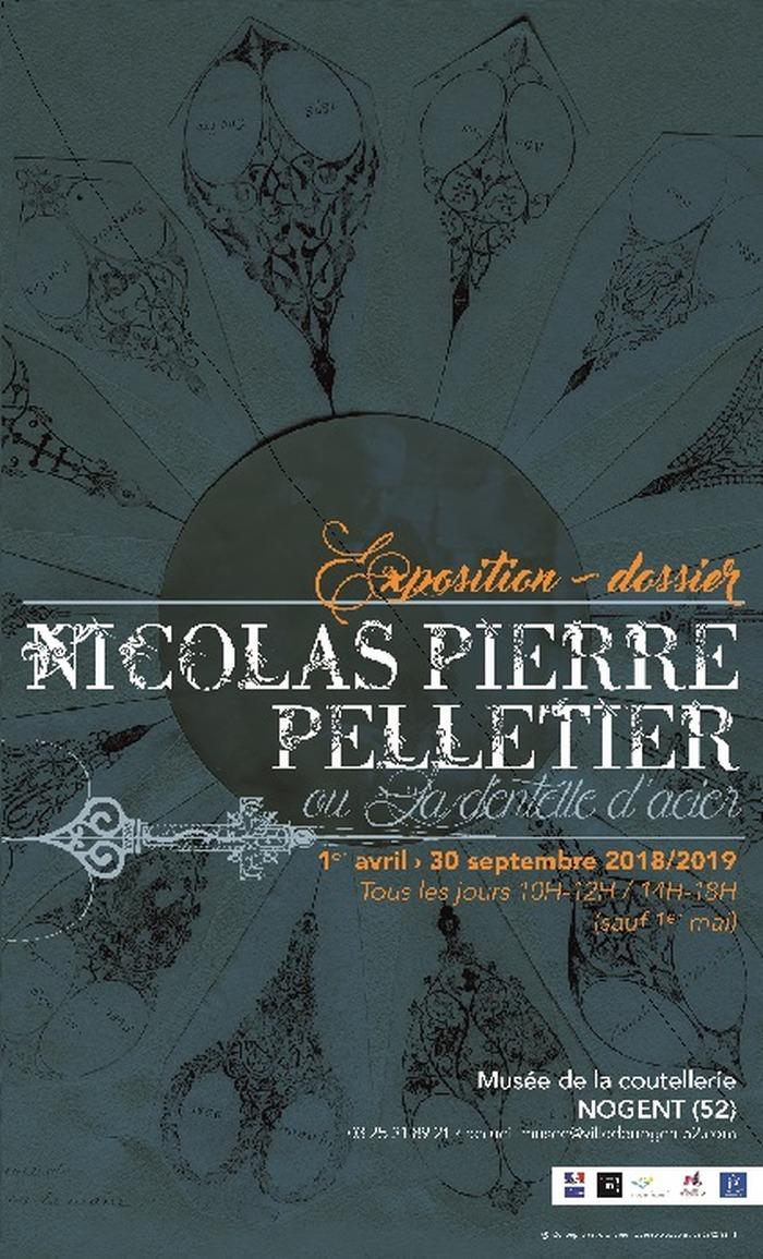 Exposition temporaire Nicolas Pierre Pelletier ou la dentelle d'acier