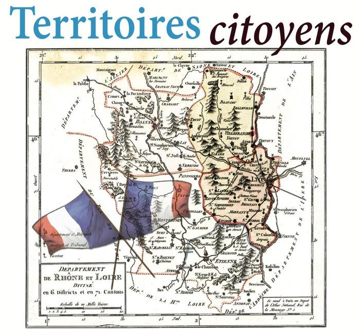 Journées du patrimoine 2017 - Exposition Territoires Citoyens