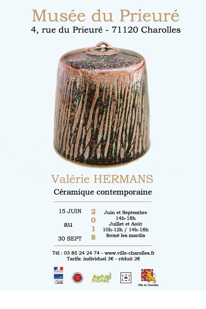 Journées du patrimoine 2018 - Exposition Valérie Hermans