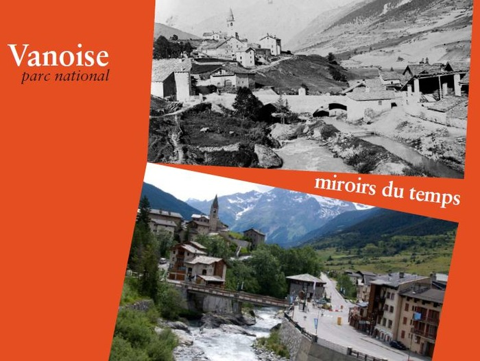 Journées du patrimoine 2018 - Exposition « Vanoise miroirs du temps ».
