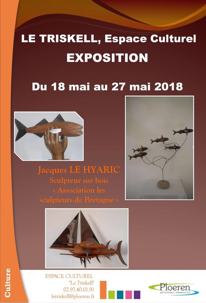 Exposition de Jacques Le Hyaric
