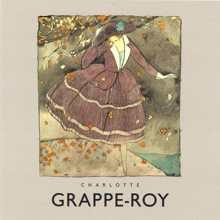 Journées du patrimoine 2018 - Charlotte Grappe-Roy, illustratrice de mode (1890-1930)