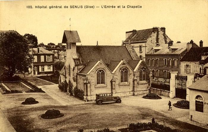 Crédits image : Bibliothèque Municipale de Senlis - Base Séraphine