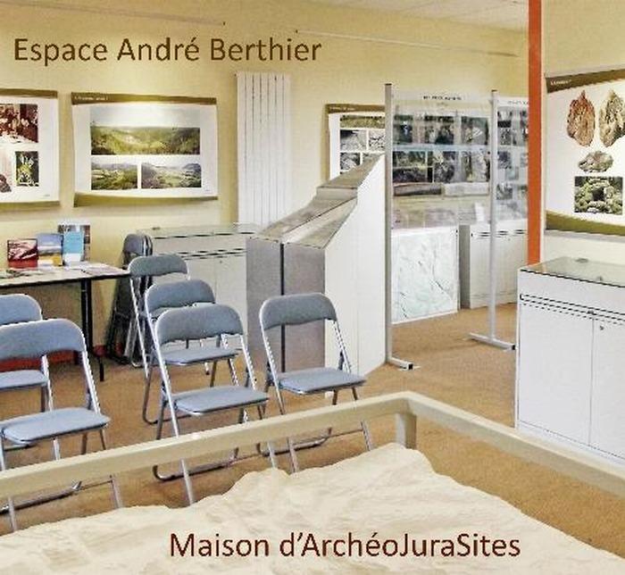 Journées du patrimoine 2018 - La découverte d'André Berthier à Chaux-des-Crotenay