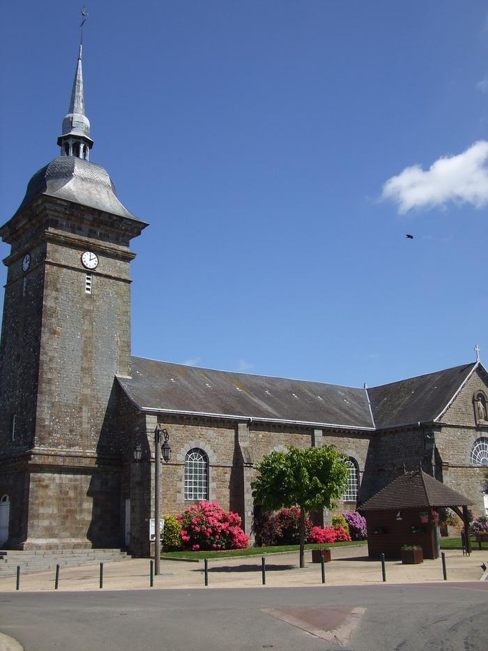 Crédits image : © Église de Saint-Bômer