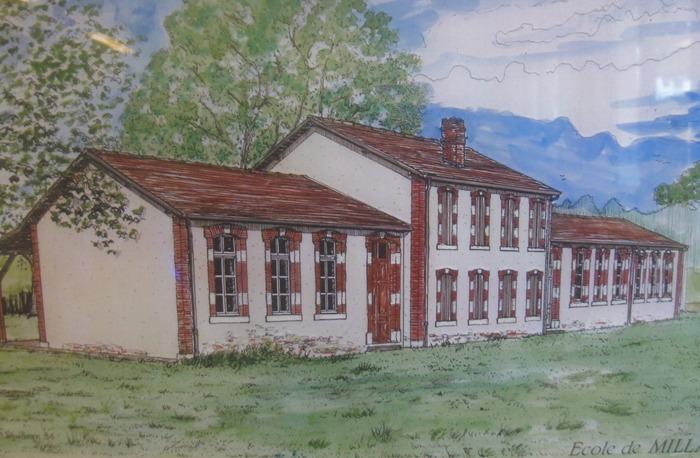 Crédits image : © Ancienne École de Millas