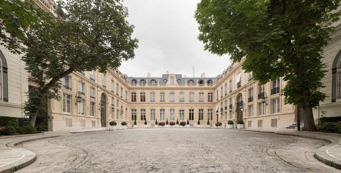 Journées du patrimoine 2018 - Expositions à l'Hôtel de Beauvau