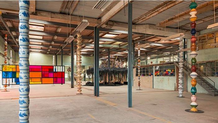 Journées du patrimoine 2018 - Expositions à la Galleria Continua