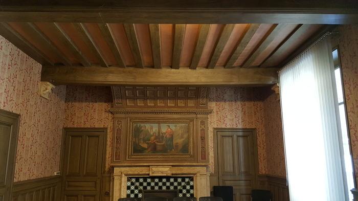 Crédits image : Salle d'exposition de l'Hôtel de Marisy - Photographie : propriété Agence territoriale