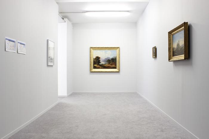 Crédits image : Vue de l'exposition Julien Berthier, Cinq secondes plus tard, 2017 - Le Portique centre régional d'art contemporain du Havre © Simon Desloges