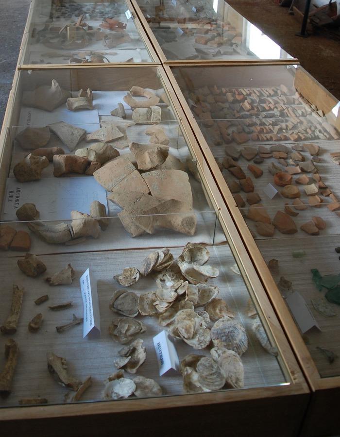 Journées du patrimoine 2018 - Expositions et visites guidées à la Halte Brunehaut