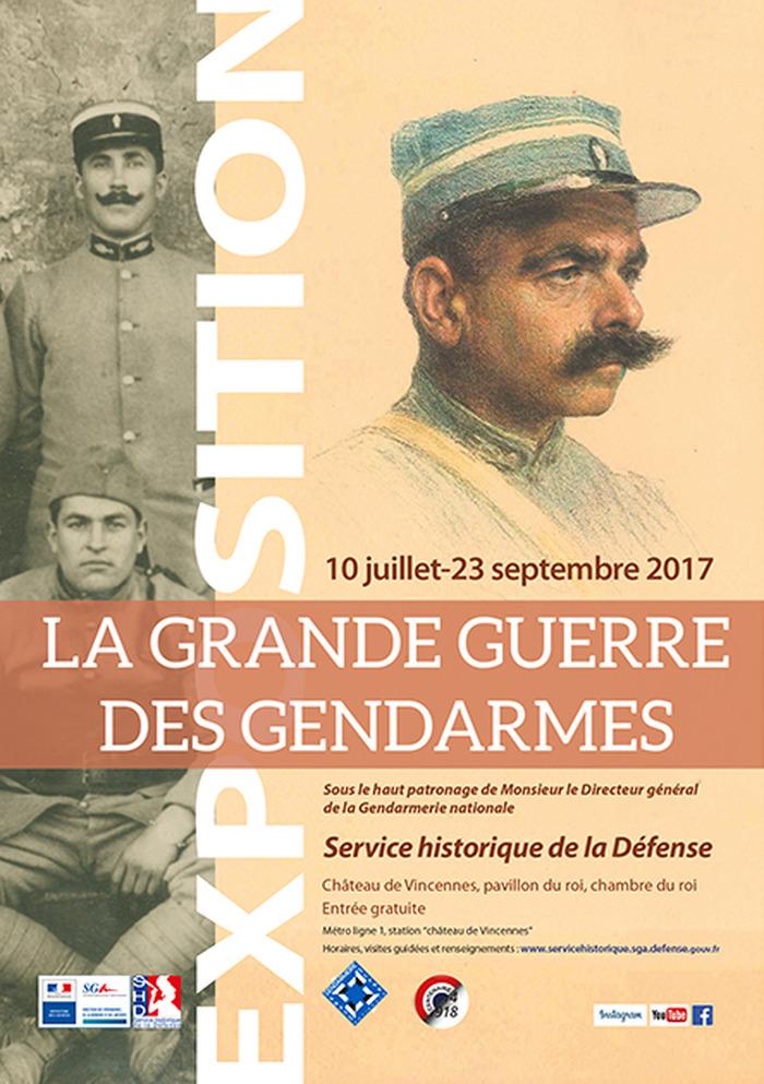 Crédits image : © Service historique de la Défense et Musée de la Gendarmerie Nationale