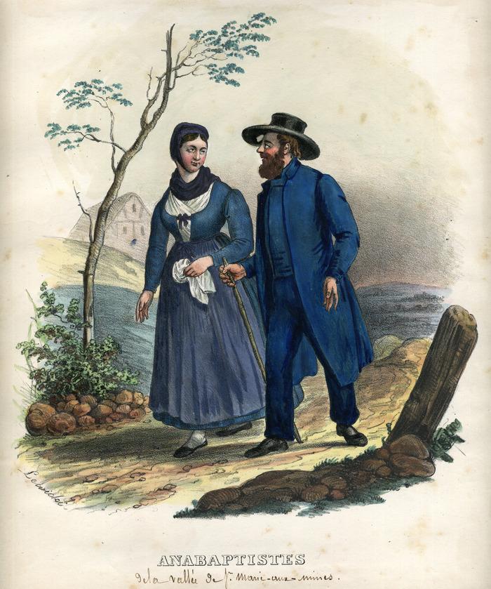 Journées du patrimoine 2018 - Exposition : Laissez-vous conter les Amish
