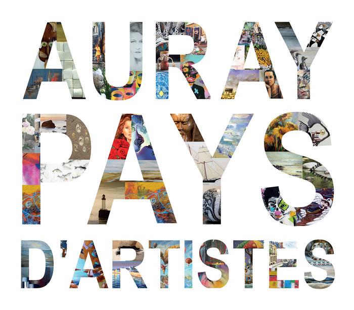 Journées du patrimoine 2018 - ''Expression V''  par Auray Pays d'Artistes - APA